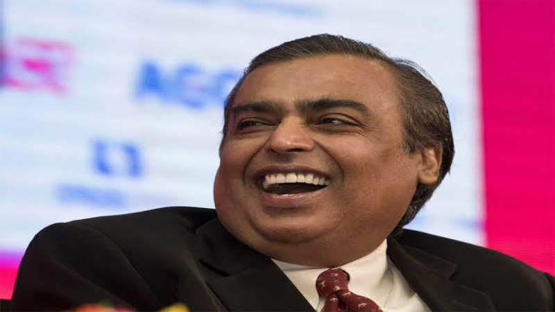 Mukesh Ambani Reliance Jio